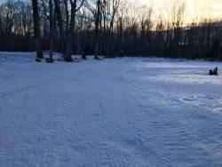hard fast skiing